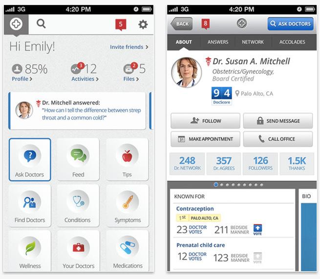 Healthtap app