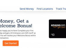 Ria Money Transfer Free Amazon Giftcard