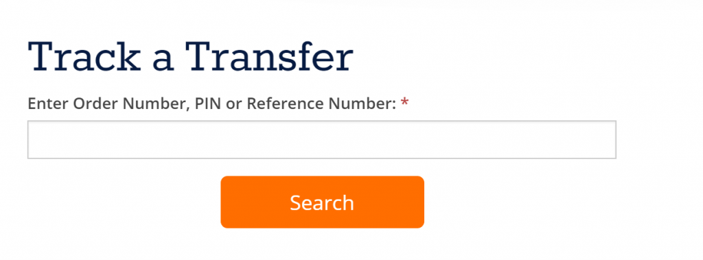 Ria money transfer tracking
