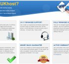 eUkHost promo code - save 60% OFF on your order!