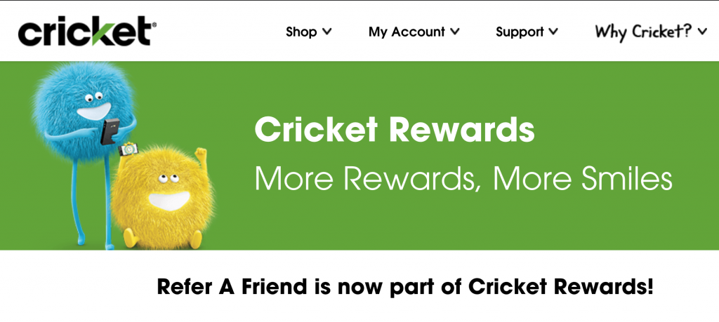 Cricket Wireless Referral Code