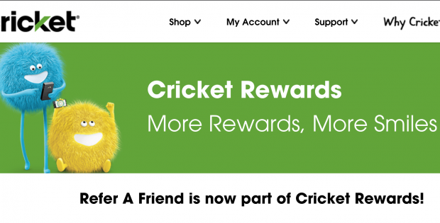 Cricket Wireless Referral Code