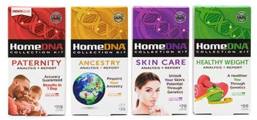 These are the services offered by HomeDNA