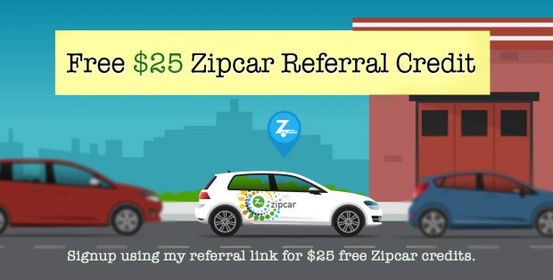 zipcar referral