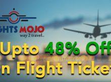 Flights Mojo Coupon