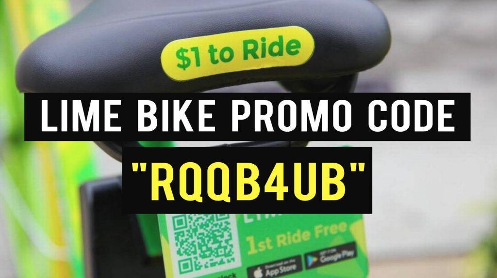 $3 Free Lime bike promo code