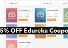 Edureka coupon 15% OFF your order