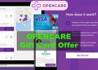 opencare free giftcard